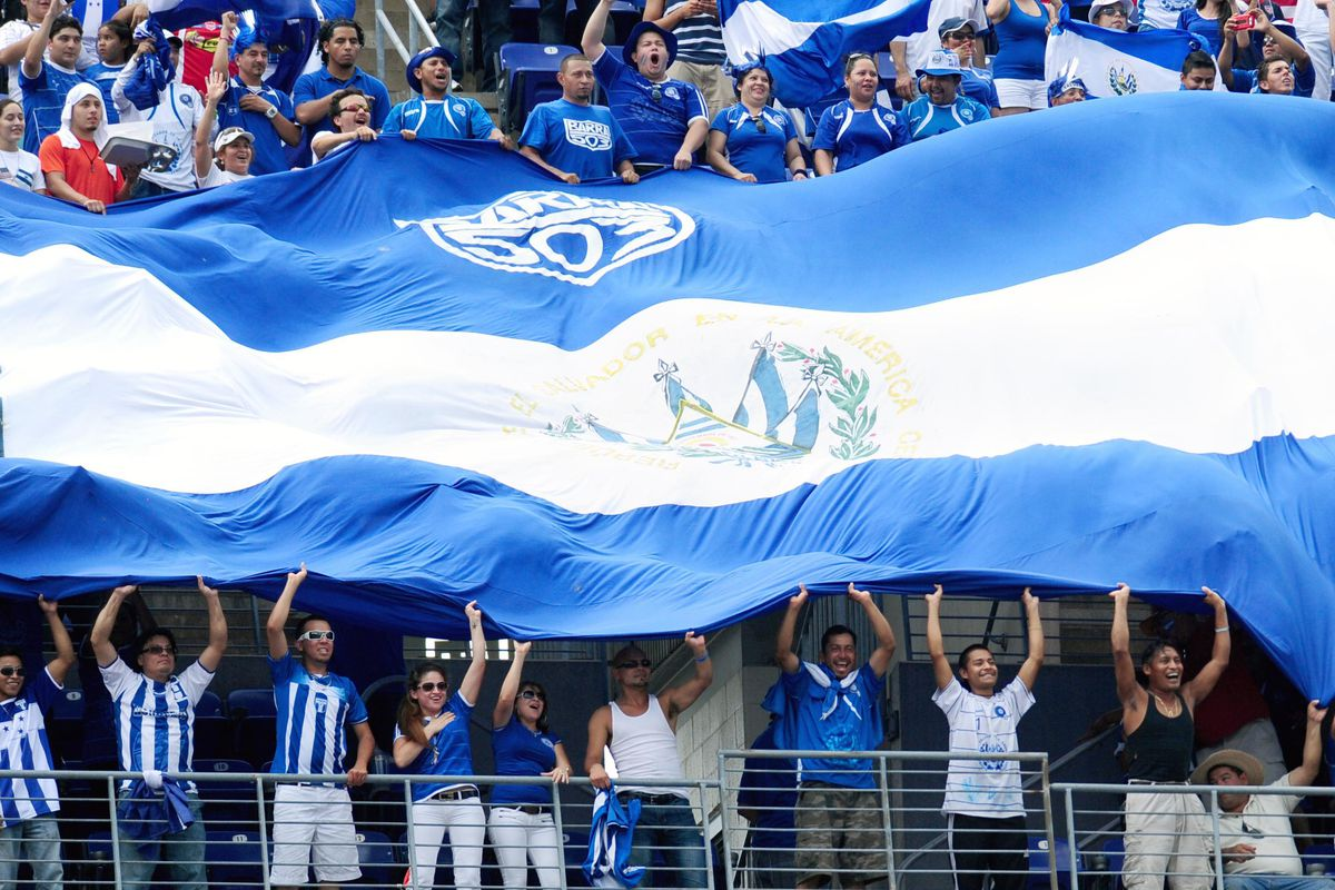 Expect plenty of Salvadoran supporters on July 8.