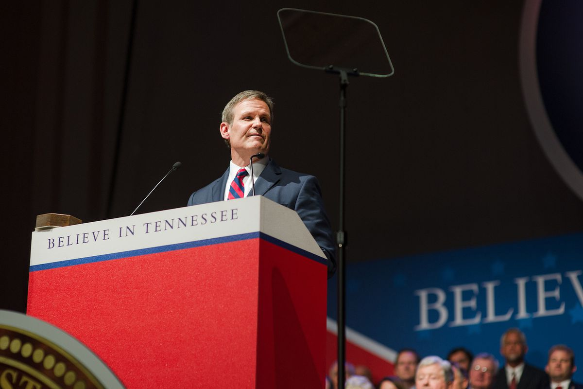 Gov. Bill Lee was inaugurated in January and  made passage of his education savings account proposal his signature legislative initiative for education.
