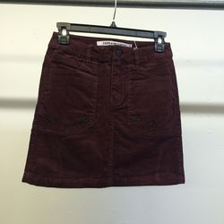 Skirt, size 36, $68 (was $190)