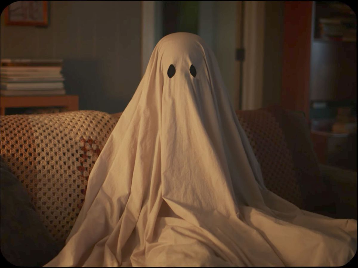 The director of A Ghost Story wants to haunt his wife when