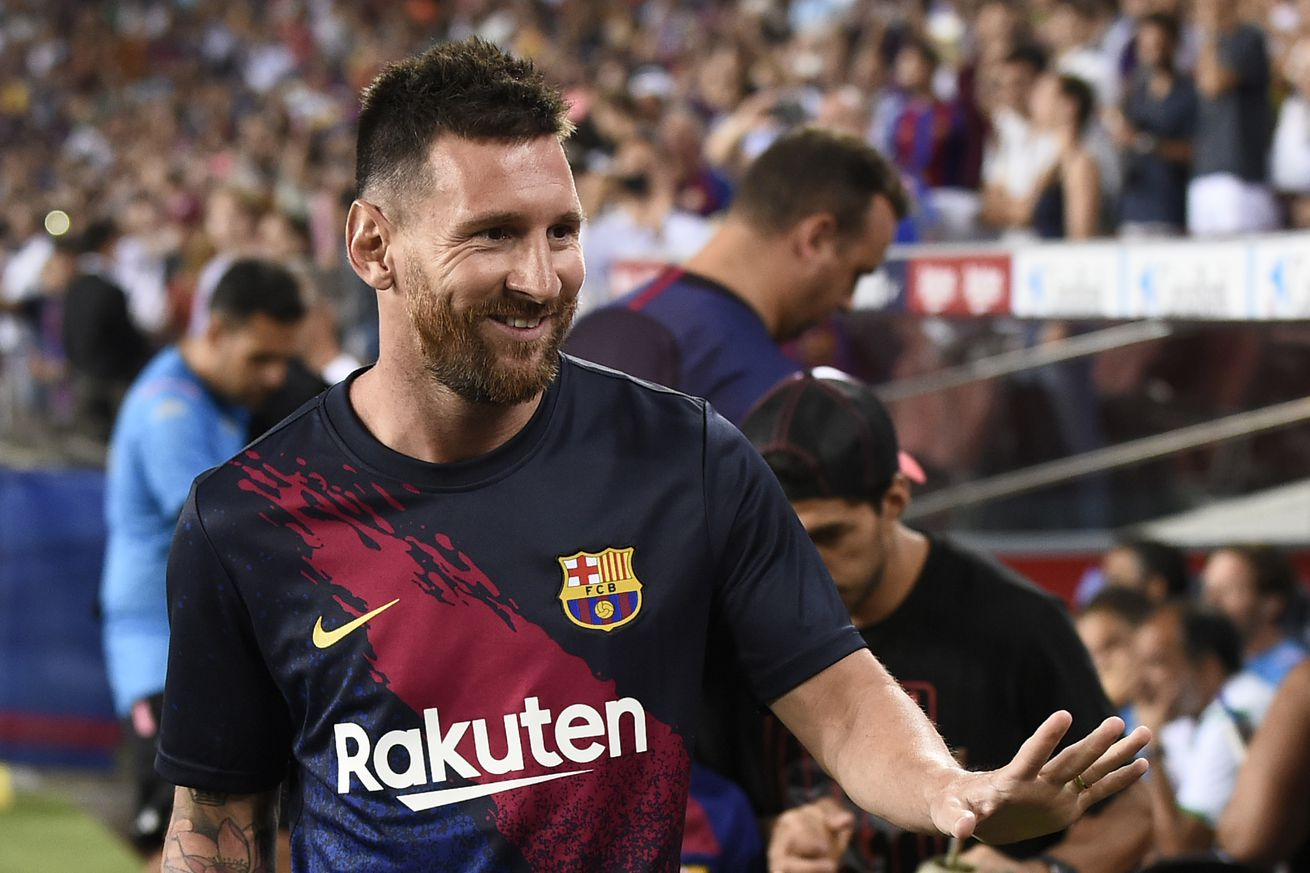 """Daily Schmankerl: Lionel Messi at Bayern Munich...or Schalke 04""""; A prediction for Germany vs. Northern Ireland; Liverpool couldn?t afford Philippe Coutinho; Real Madrid plotting move for PSG?s Kylian Mbappé; and MORE!"""