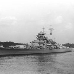 """A torpedo from a British plane slammed into the rudder of the huge German battleship called the Bismarck and disabled the steerage of the ship during World War II. The next morning, two British battleships destroyed the ship. There are times when family history research may seems """"rudderless"""" or up against a brick wall."""