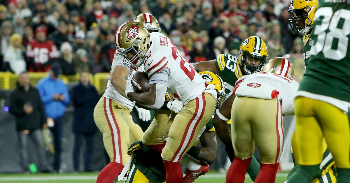 49ers offensive line is dominating in run blocking through six weeks