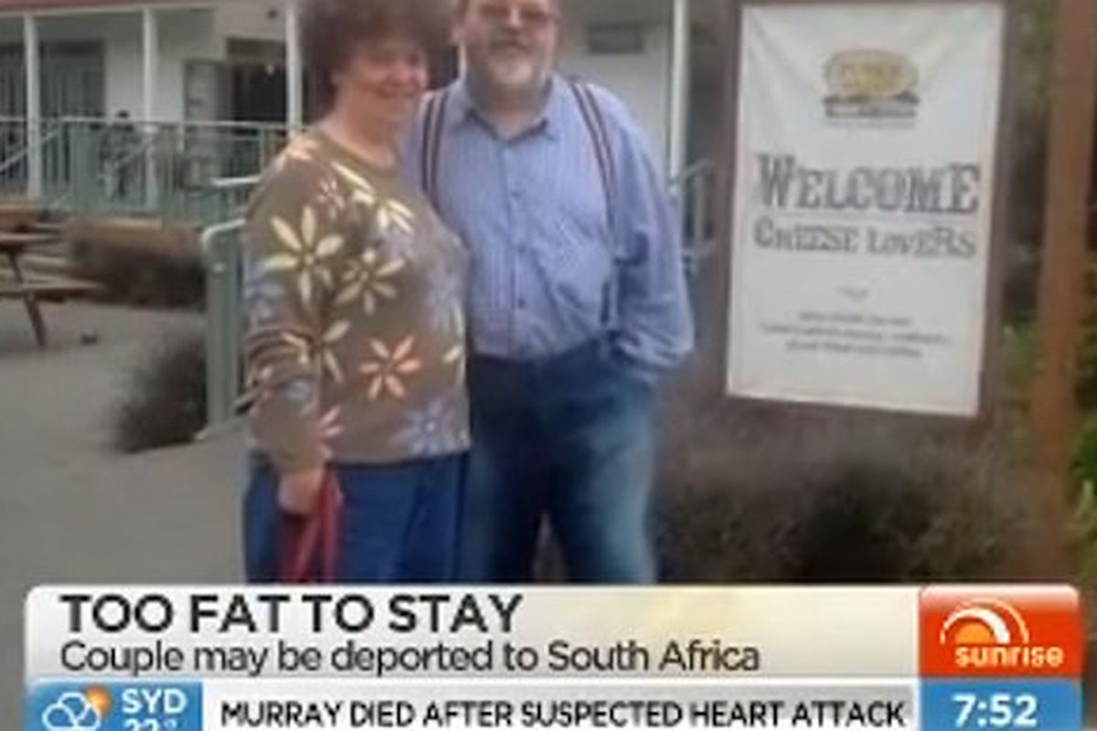 Chef Denied New Zealand Work Visa For Being Obese - Eater