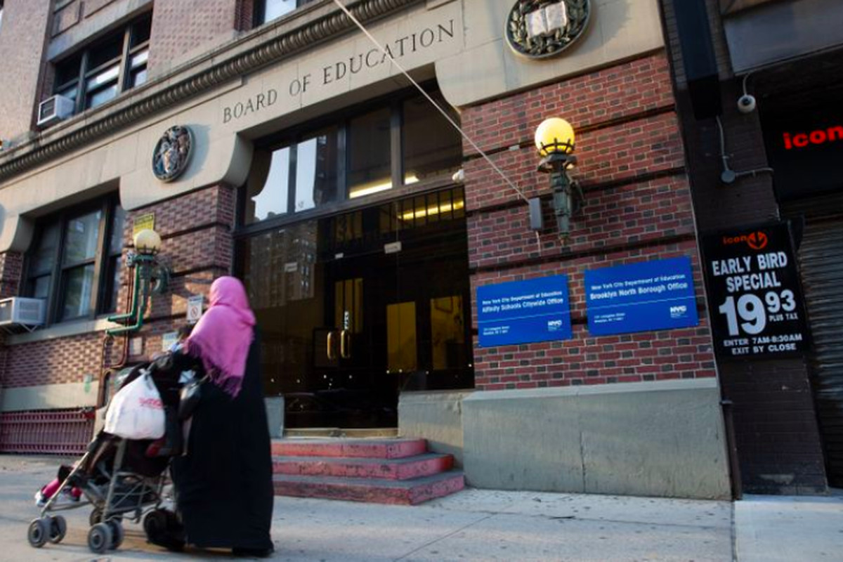 131 Livingston St. in Downtown Brooklyn, where Special Education impartial hearings are held.