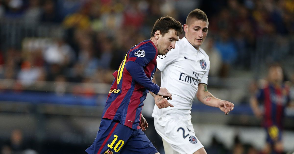 Verratti becomes latest PSG player to talk up Lionel Messi move - Barca Blaugranes