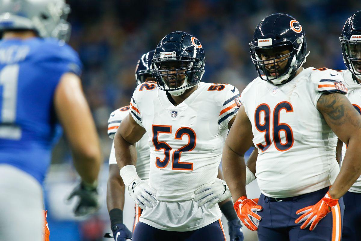 NFL: NOV 22 Bears at Lions