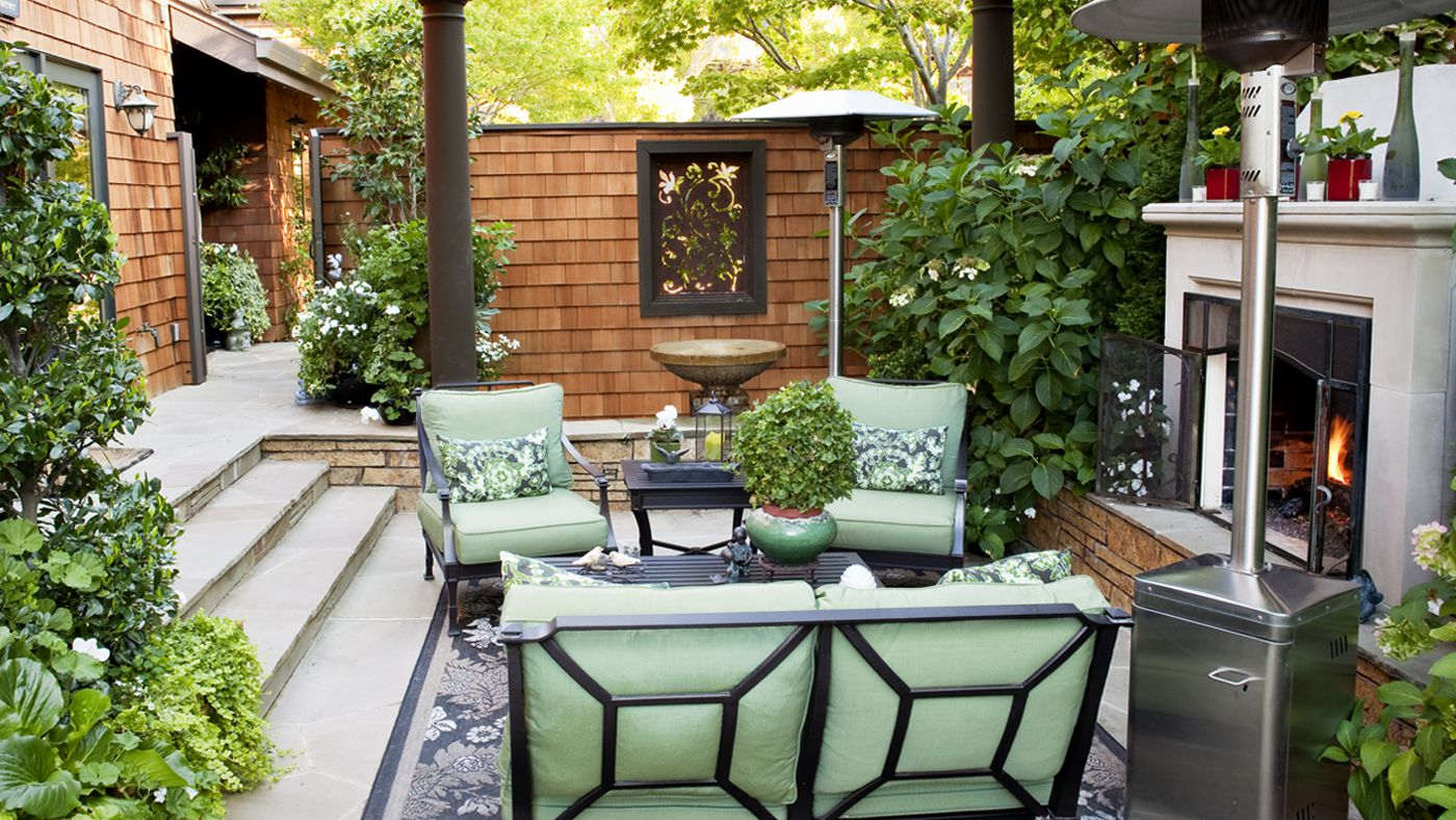 14 Design Ideas For Pleasant Patios This Old House