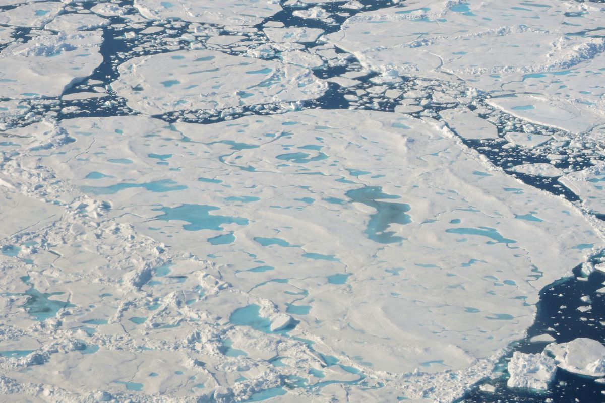 Here's what vanishing sea ice in the Arctic means for you