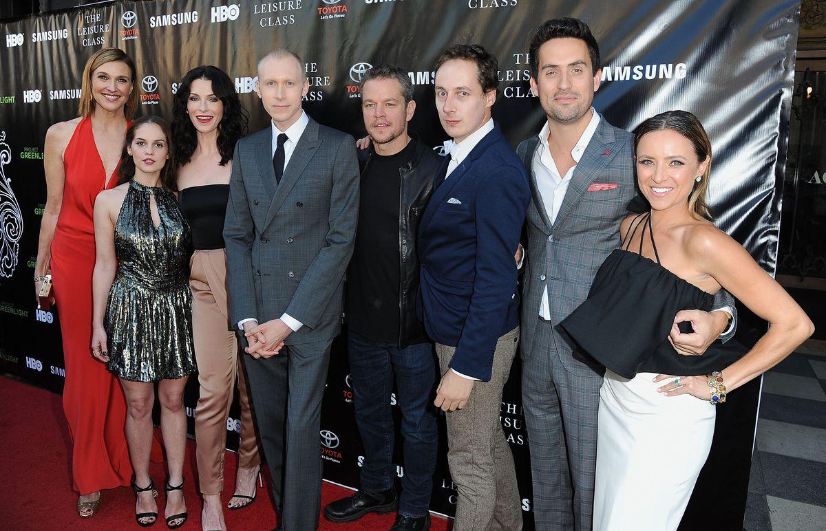 Matt Damon, Ben Affleck, Adaptive Studios And HBO Present The Project Greenlight Season 4 Winning Film 'The Leisure Class'