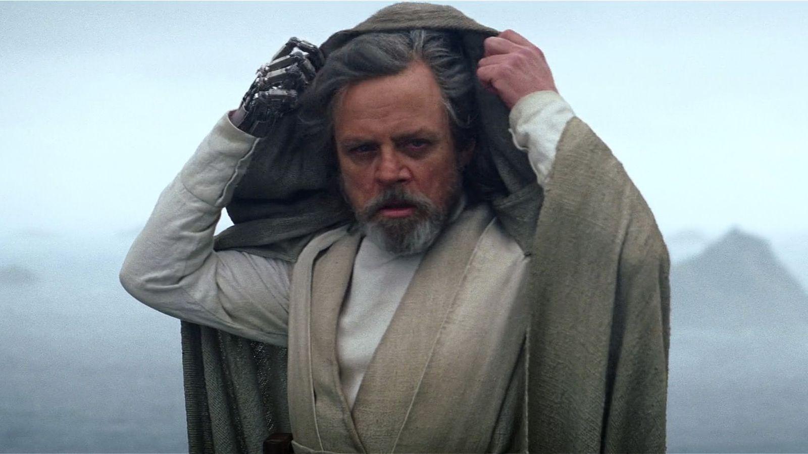 Star Wars: The Last Jedi's first footage shown