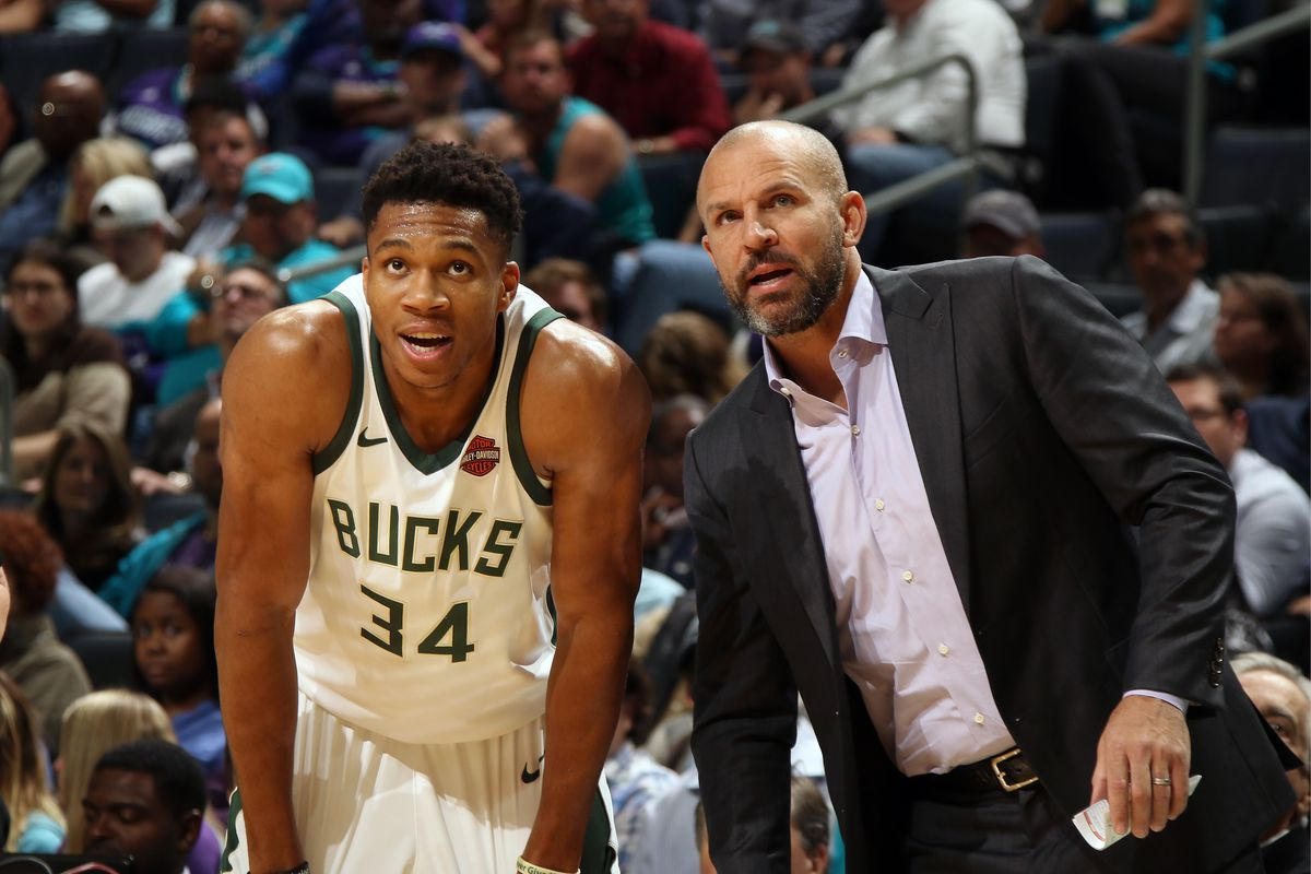 Bucks reportedly fire head coach Jason Kidd