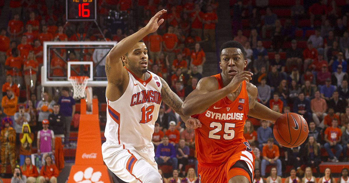 Syracuse Vs Clemson Q A With Shakin The Southland Troy Nunes Is