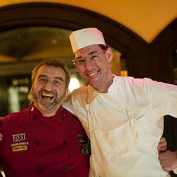 Cesare Casella and Mark Ladner