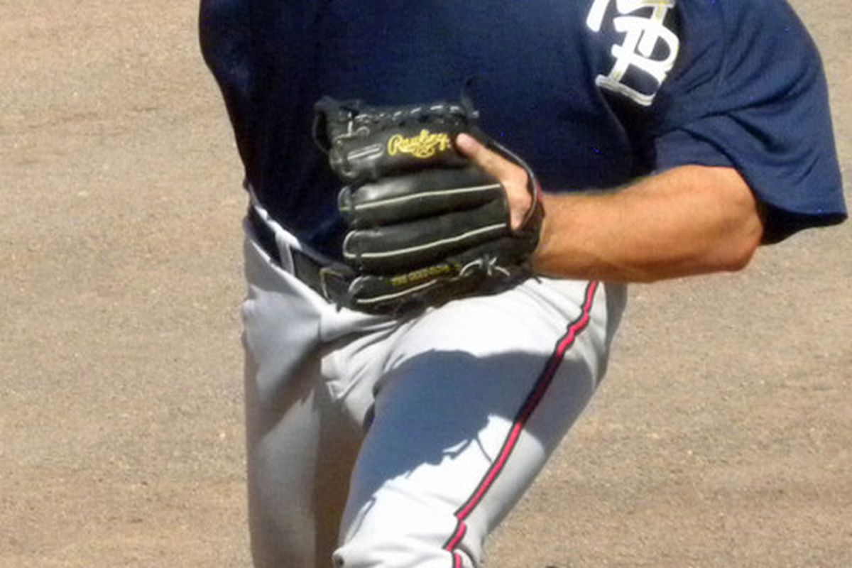 Number 12 prospect JJ Hoover had a great month, with a perfect 5-0 record, 1.22 ERA, and 0.86 WHIP.