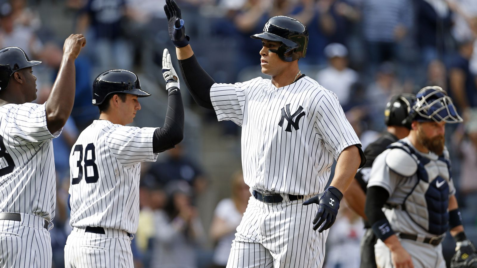 Around the Empire: Yankees news - 4/13/17 - Pinstripe Alley