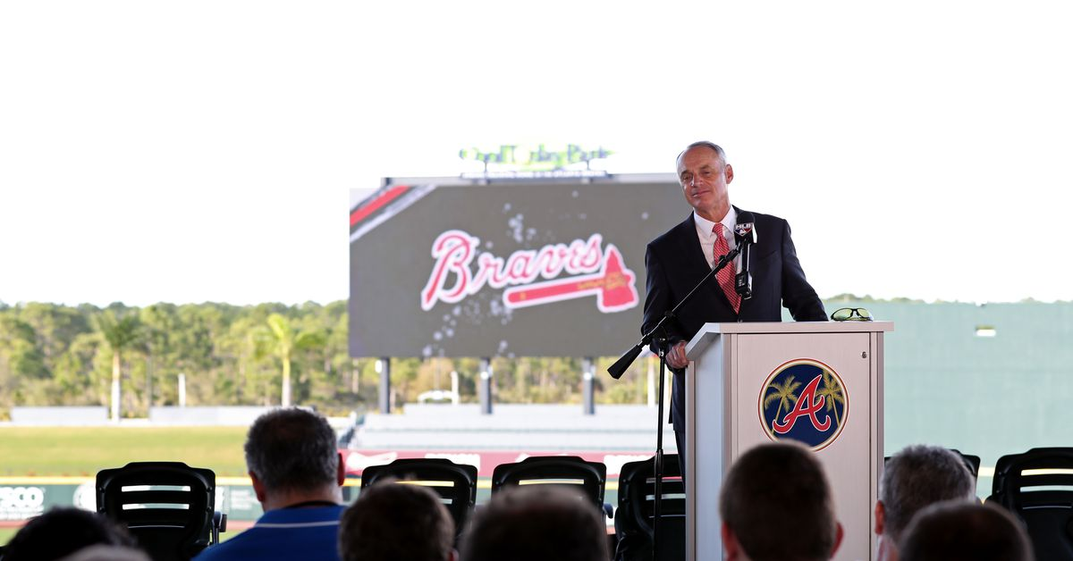 No one believes a word Rob Manfred is saying