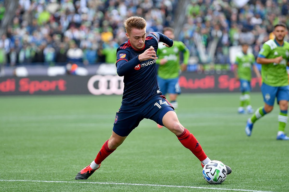 Chicago Fire FC v Seattle Sounders FC