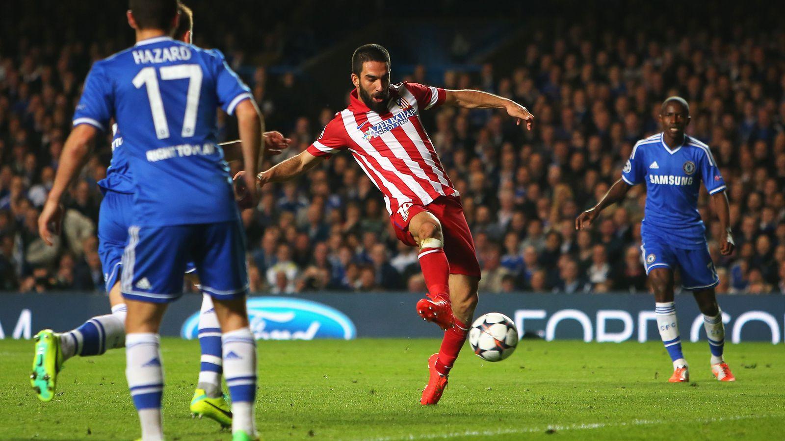 Chelsea vs. Atlético Madrid, 2014 UEFA Champions League ...