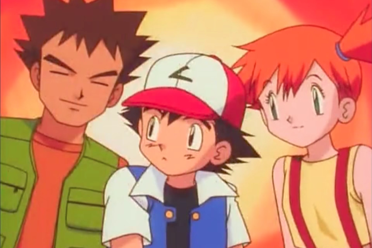 The Pok 233 Mon Anime S Bringing Brock And Misty Back Update Polygon