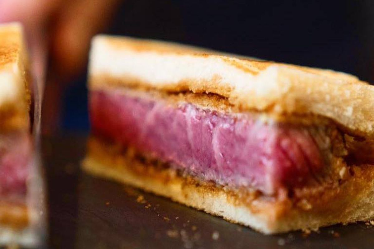 Wagyu Katsu Sandwiches Are Taking Over Instagram - Eater