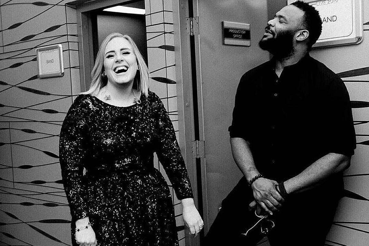 Adele and Aaron Draper