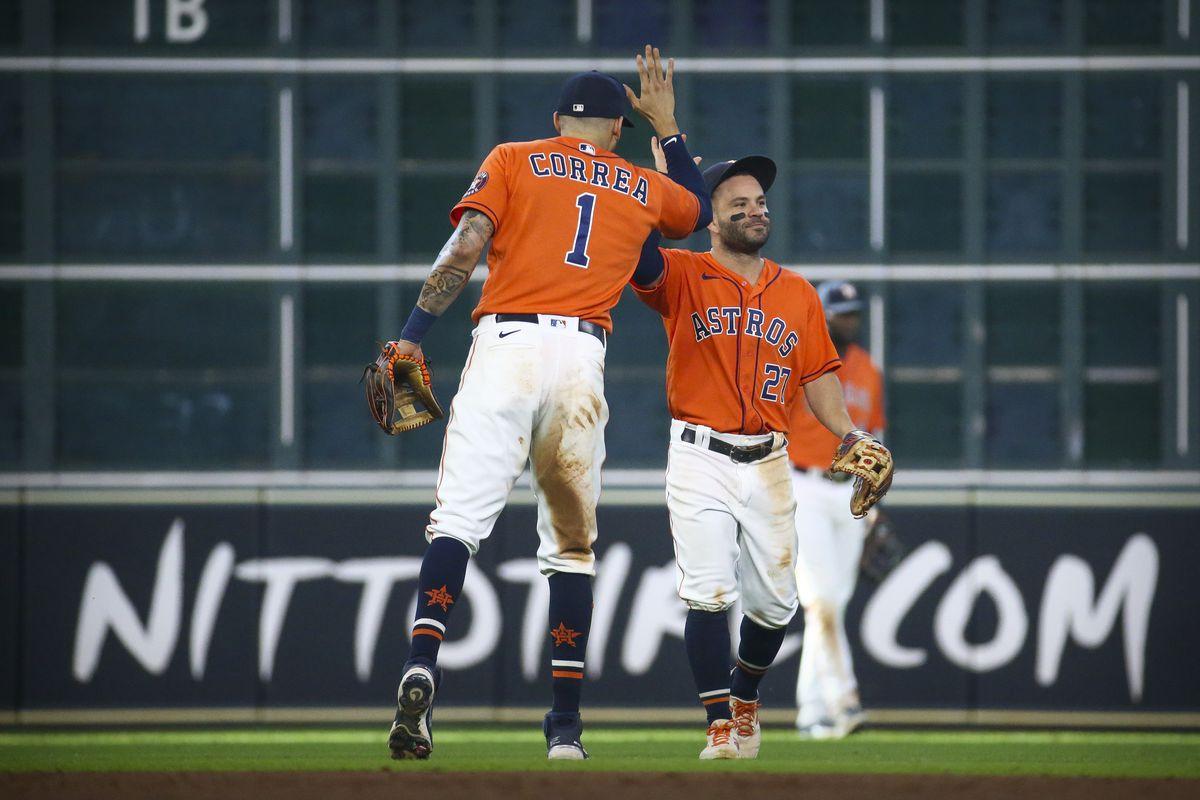 MLB: ALDS-Chicago White Sox at Houston Astros