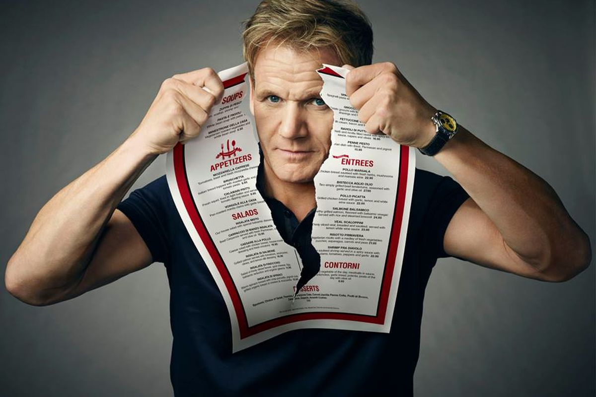 Gordon Ramsay Announces End of Kitchen Nightmares - Eater