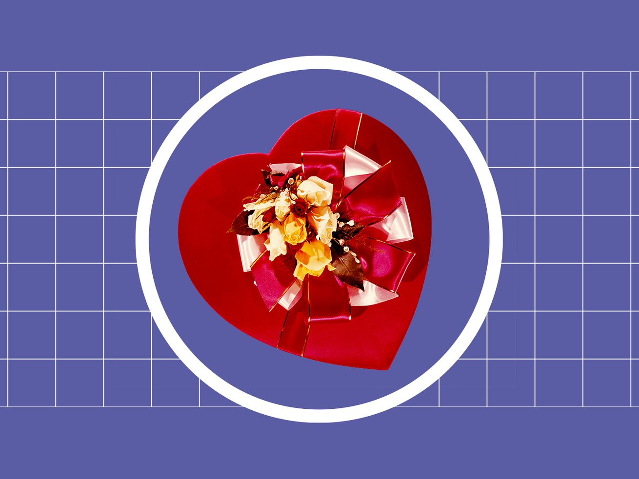 How a Heart-Shaped Candy Box Came to Stand for Love