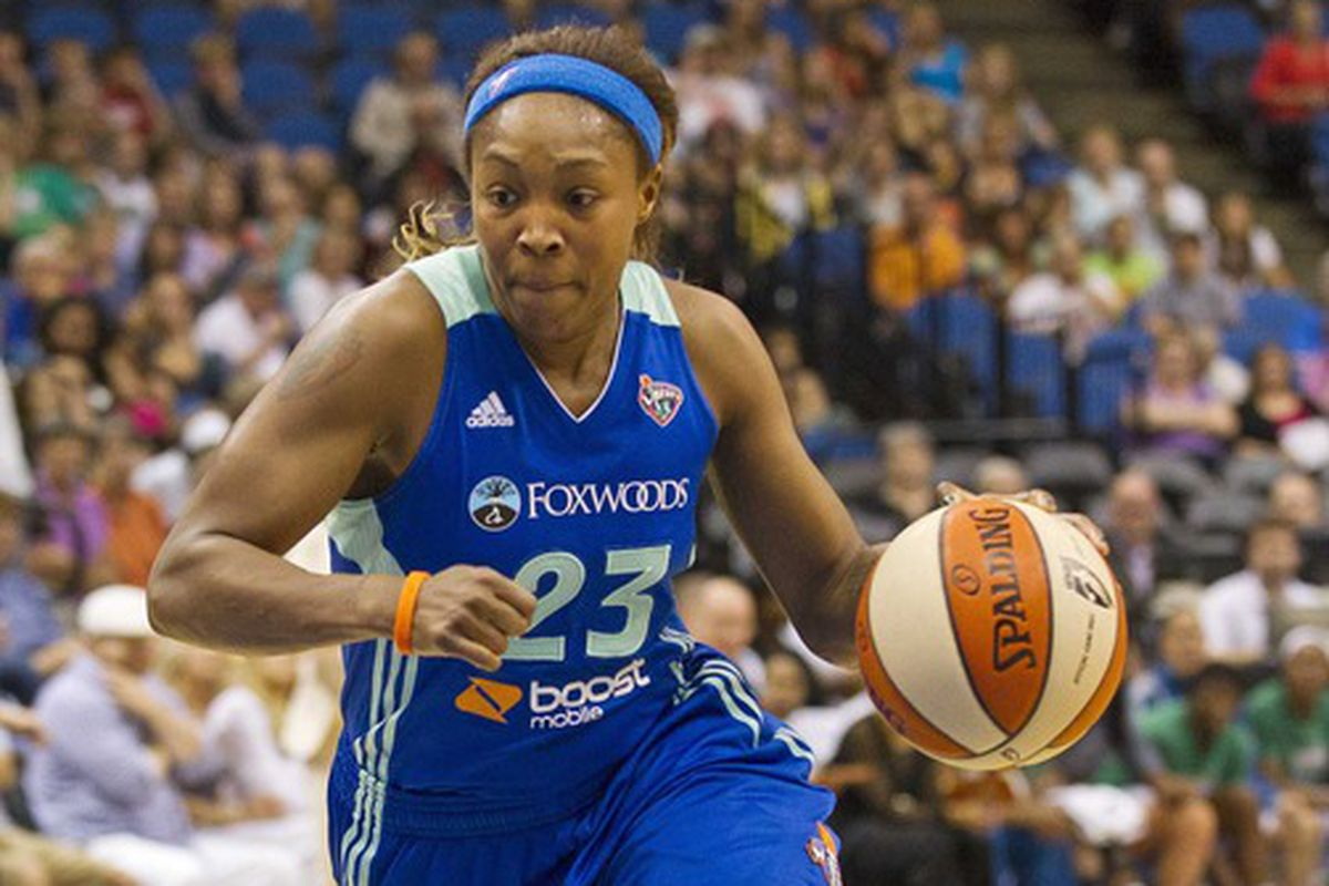 Despite leading all guards in the Eastern Conference in All-Star voting, New York Liberty coach Bill Laimbeer had to challenge Cappie Pondexter recently.