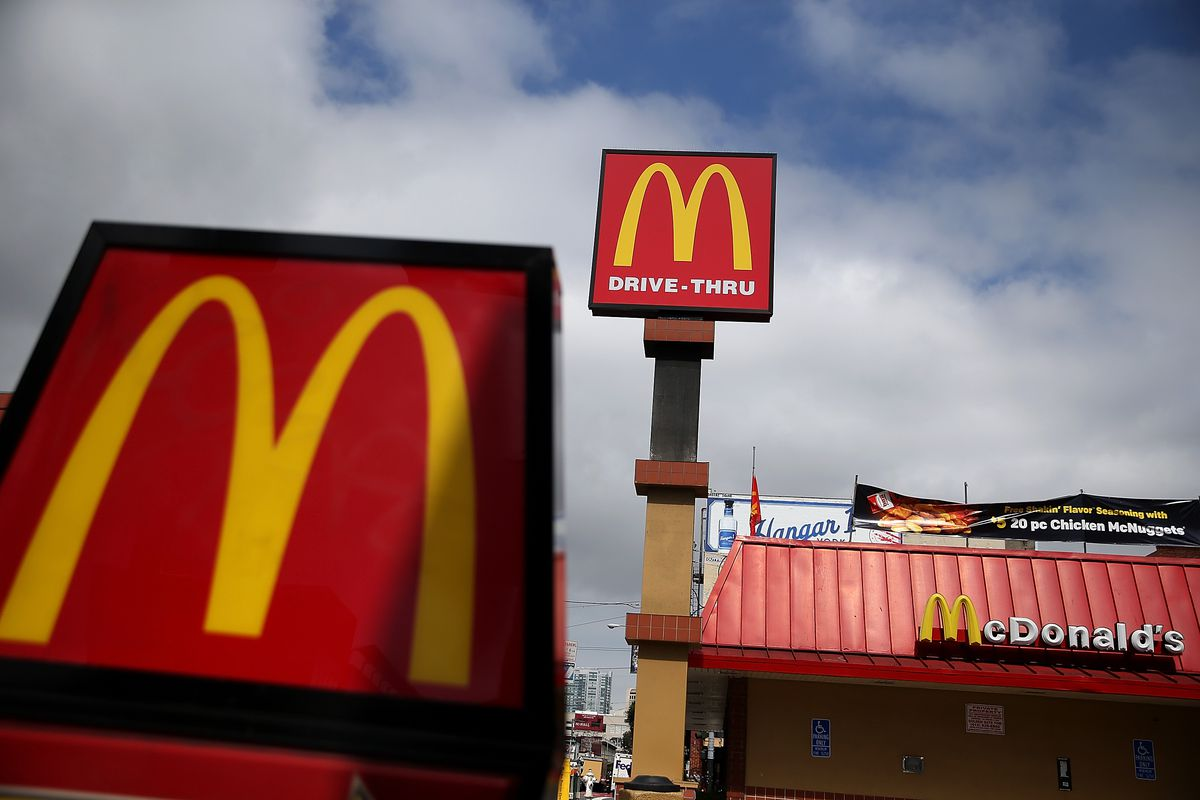 McDonald's Reports Poor Quarterly Earnings