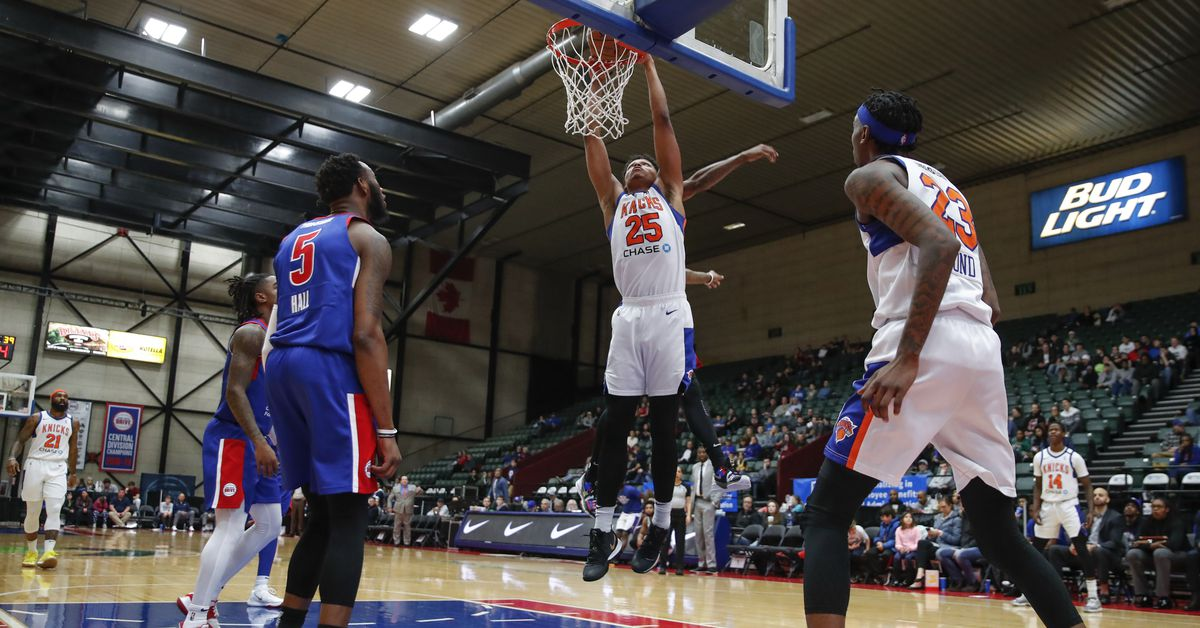 Wassup In Westchester: W-Knicks begin the second half with consecutive losses.