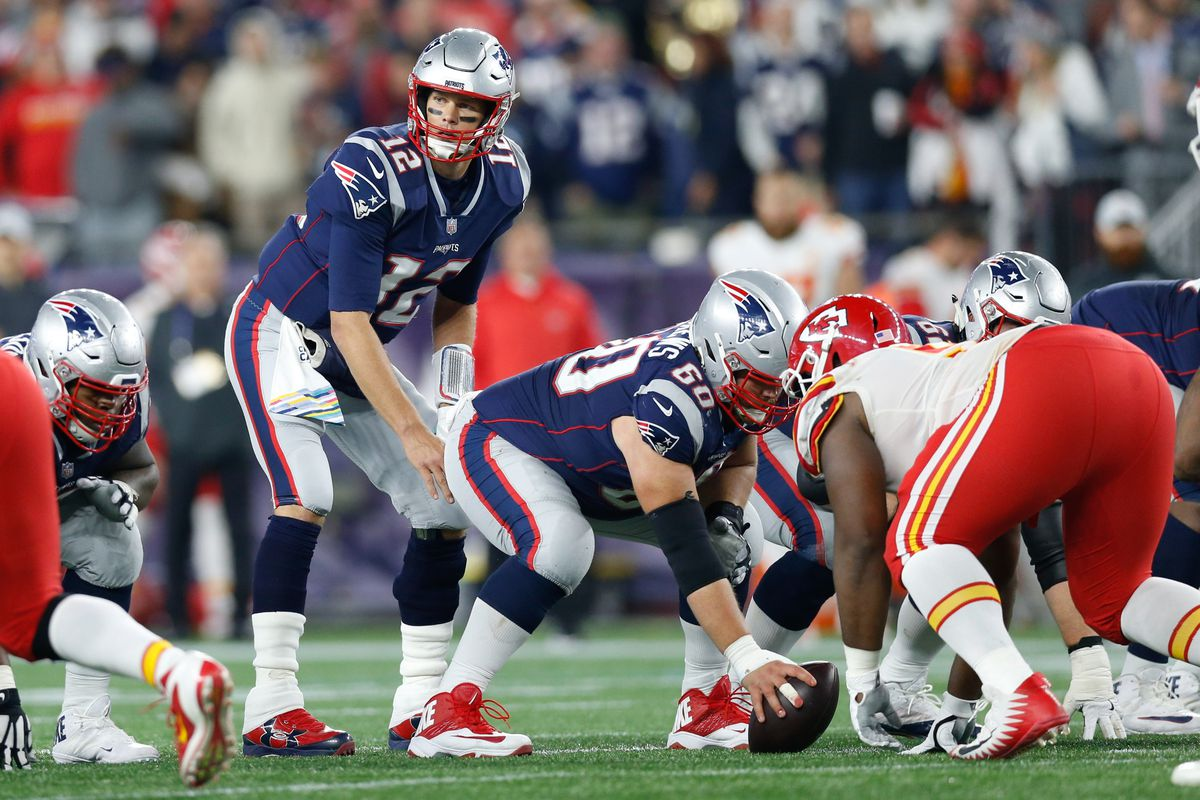 Afc Championship Game New England Patriots Vs Kansas City Chiefs Dawgs By Nature