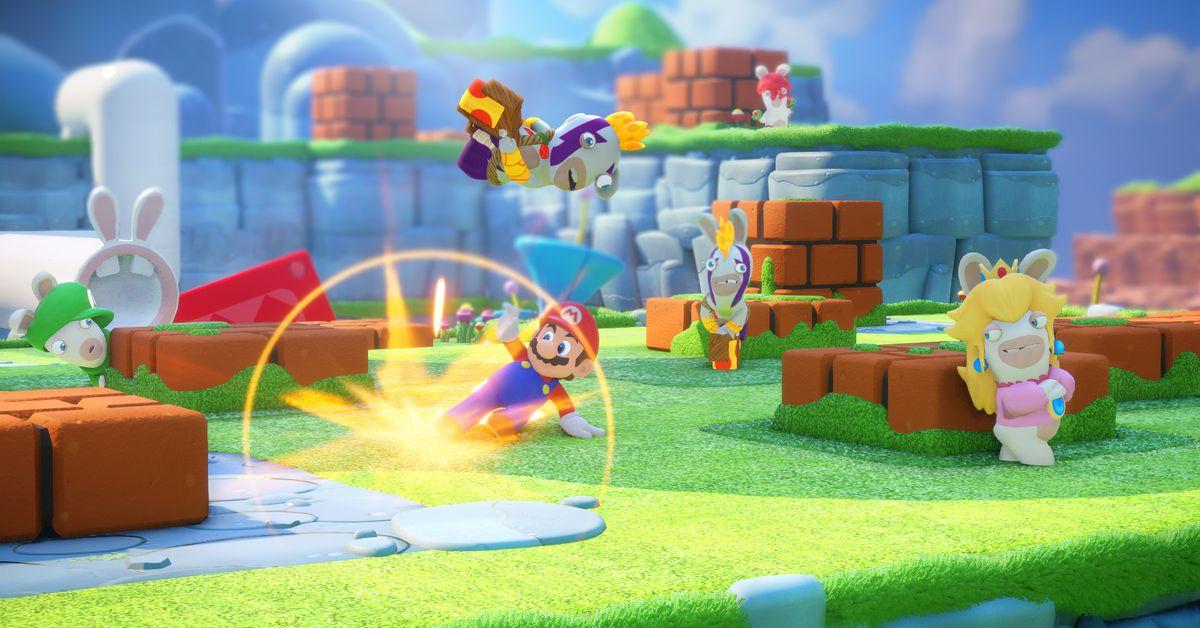 Mario + Rabbids Kingdom Battle guide: Getting to know the skill tree