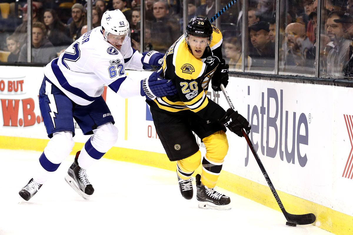 Tampa Bay Lightning v Boston Bruins