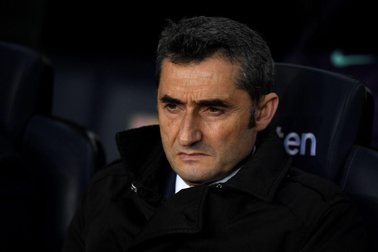 Valverde talks Barca style, Suarez and Umtiti ahead of Lyon