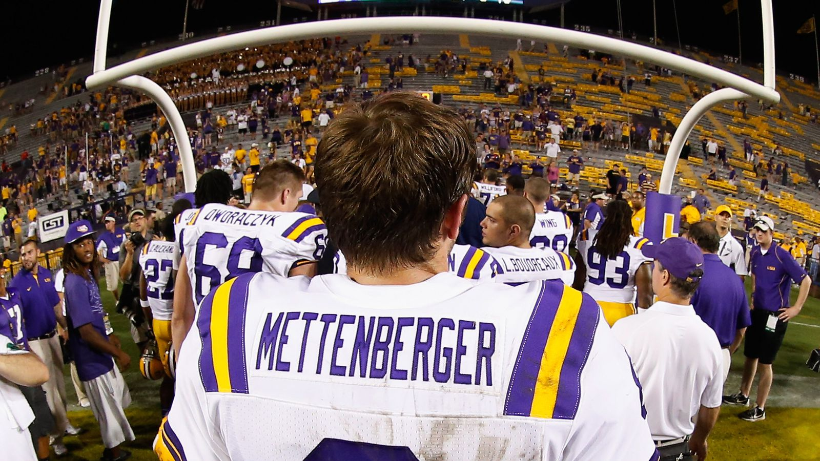 Roundtable: Zach Mettenberger's Injury And Legacy - And ...