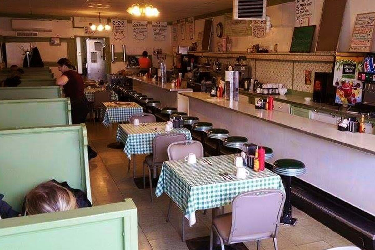 The family-run cafe has lost its lease.