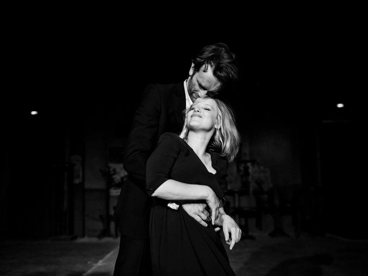 Tomasz Kot and Joanna Kulig star in Cold War