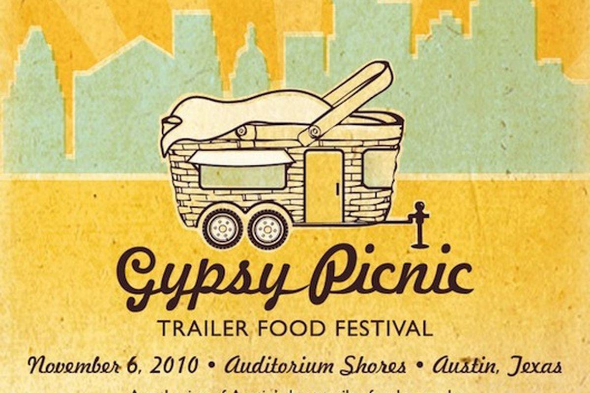 The Gypsy Picnic Trailer Food Festival.