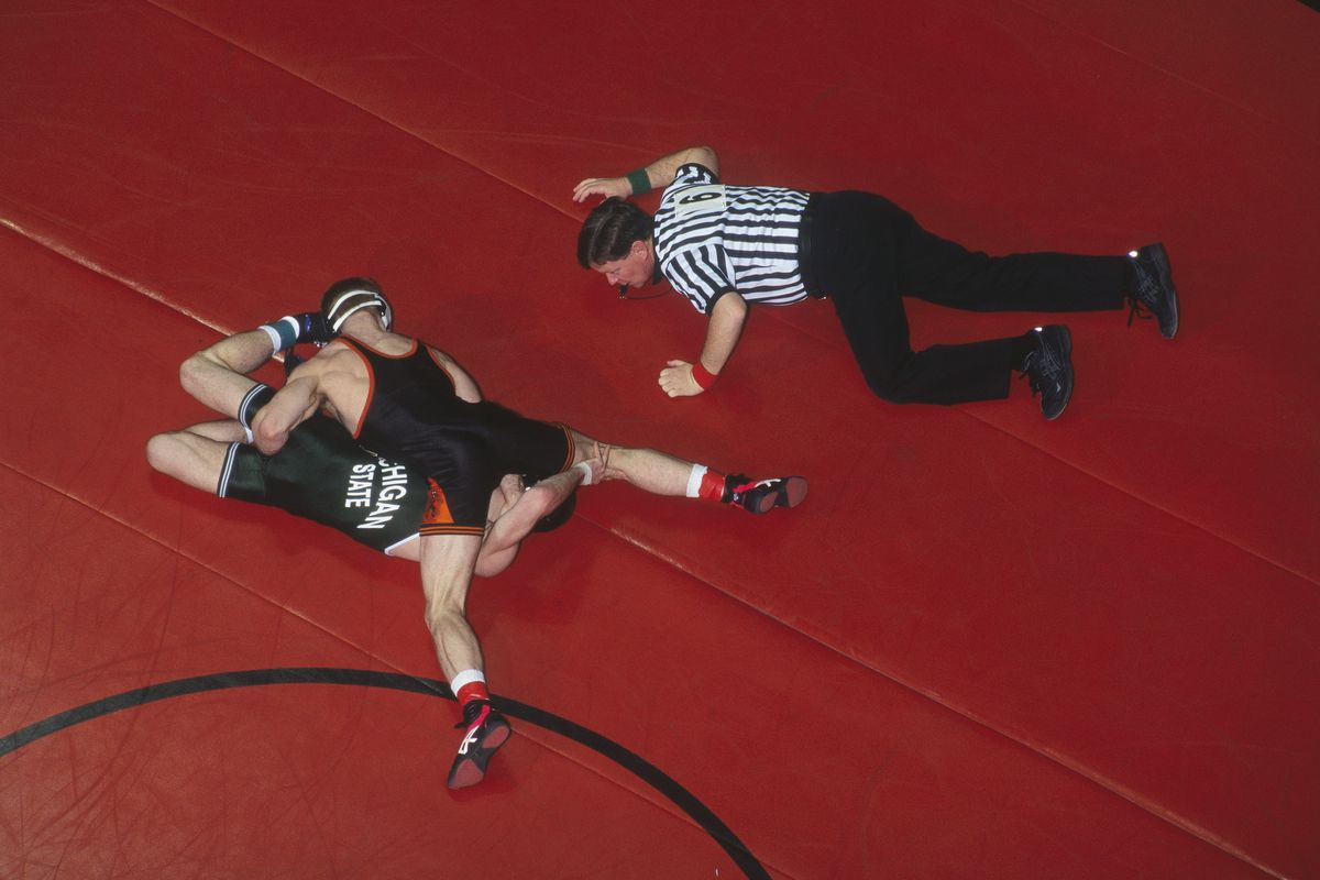 NCAA Devision Wrestling
