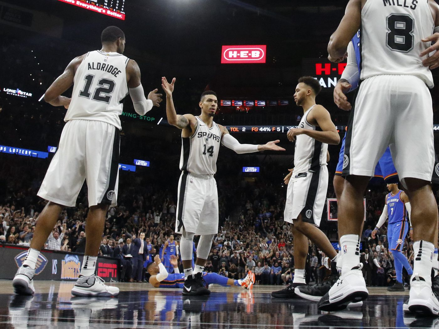 The Spurs are missing Kawhi but they haven t MISSED Kawhi - Pounding The  Rock e4dd0b705