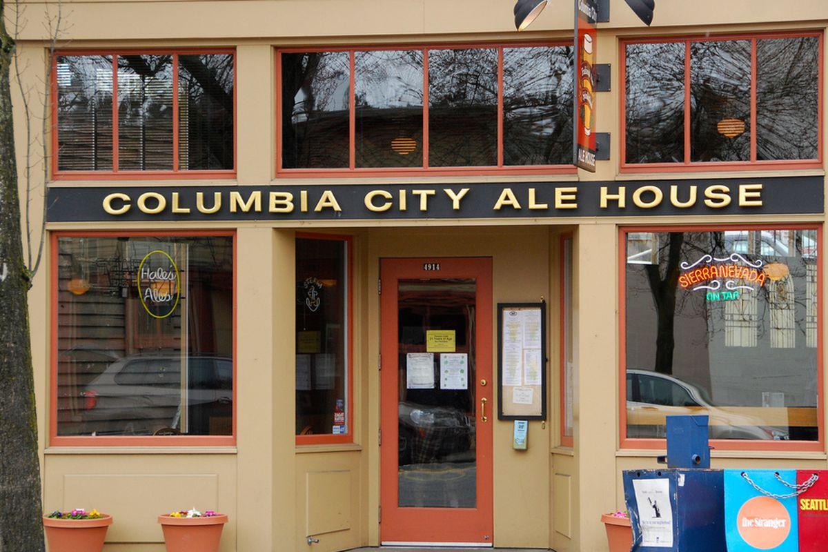 Columbia City Ale House