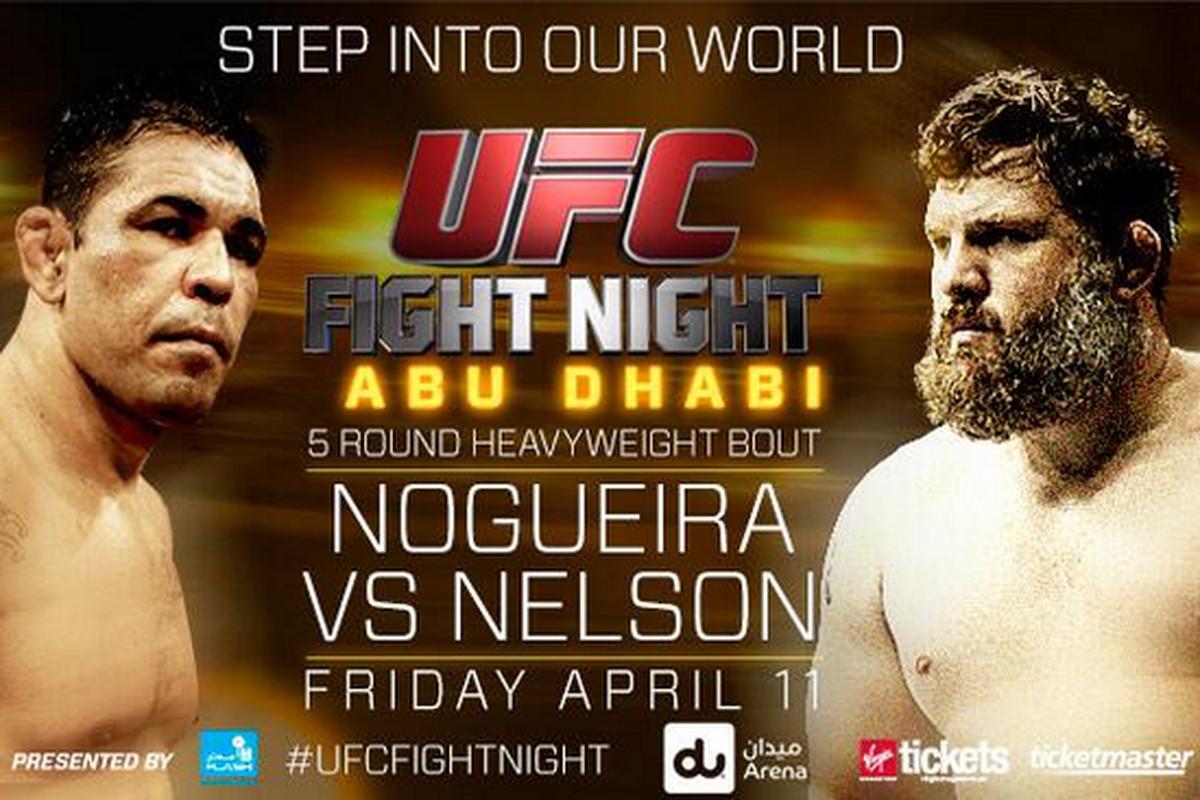 Latest UFC Fight Night 39 figh...