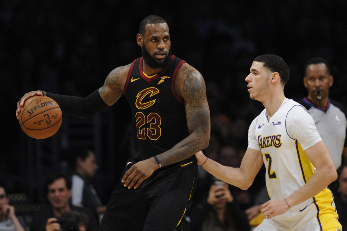 6a4566609191 NBA Free Agent Rumors  Some NBA executives think LeBron James has already  decided to join the Lakers