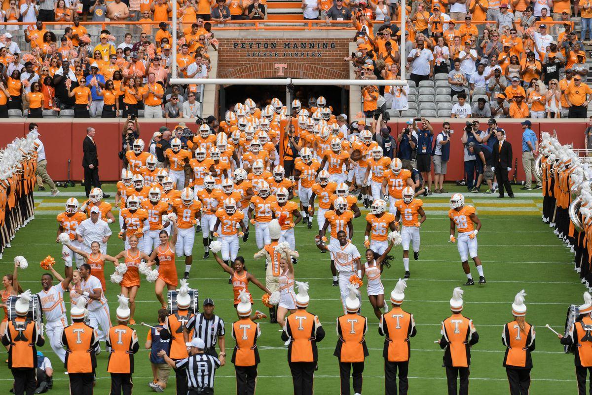 NCAA Football: Texas El Paso at Tennessee