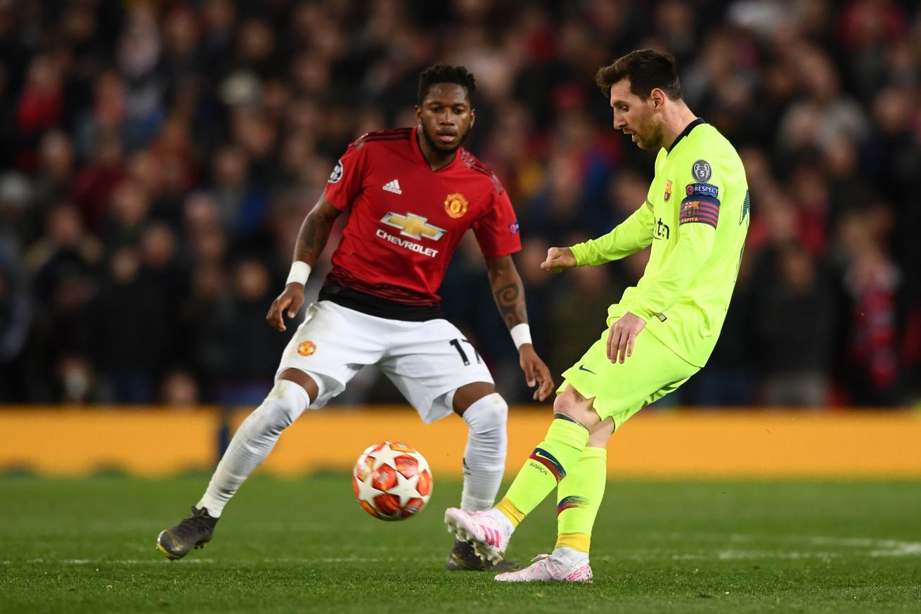 Barcelona-Man Utd: Tactical Preview (UEFA Champions League Return)