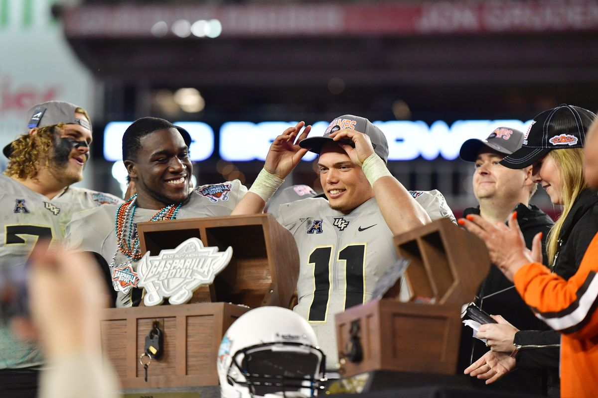 2020 College Football Season Preview Ucf Knights Total Recruiting Schedule And More Draftkings Nation