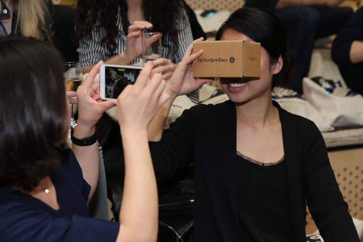 Facebook is using Apple's playbook for virtual reality. Google is using Google's.