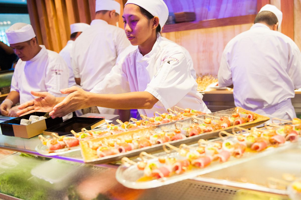 Image result for japanese food chef